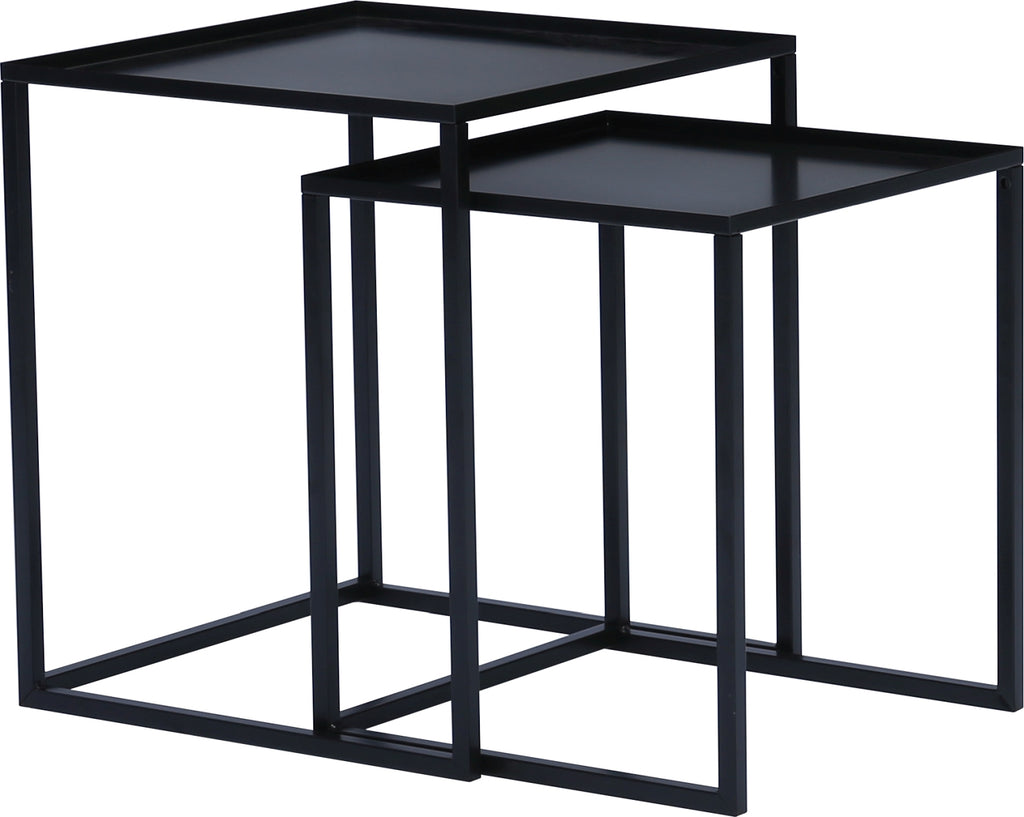 CARIAD Nest of Tables - Black Colour