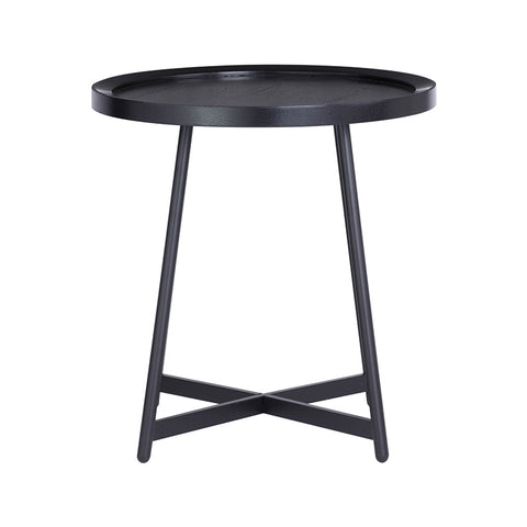 WAGNER Side Table - Black
