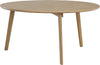 ORIEL Coffee Table - Oak Veneer