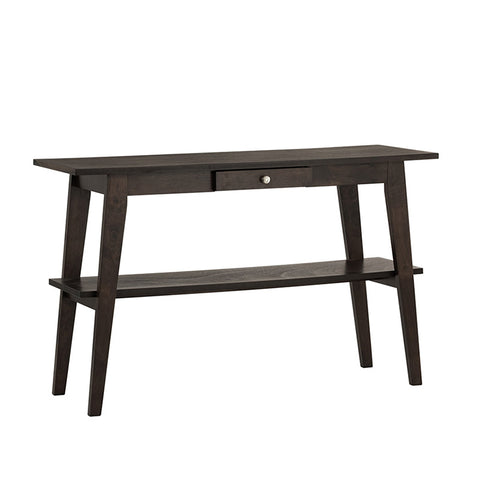 KAEL Console Table 117cm - Chestnut