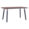 JAZZ Dining Table - 150cm - Walnut
