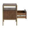 WILLINGHAM Bedside Table - Boston Cherry