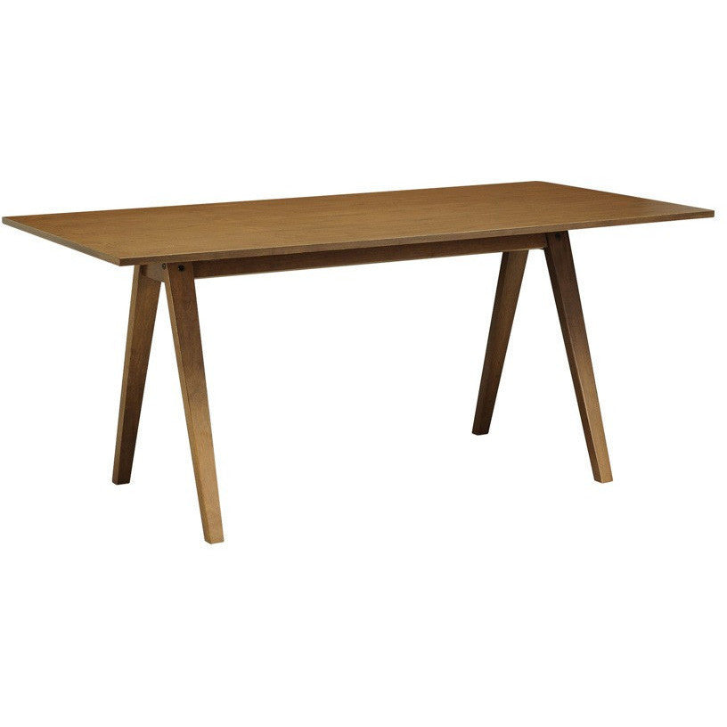 Varden Dining Table in Cocoa