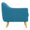 Senku Lounge Chair - Jungle Green - Royaal Range