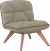 FEIRO Lounge Chair - Timberwolf Colour