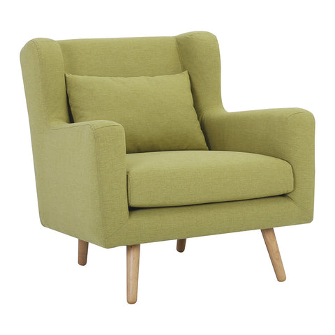 SAFARI Single Seater Sofa - Oasis Colour