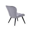 SALOMI Lounge Chair - Ash Grey