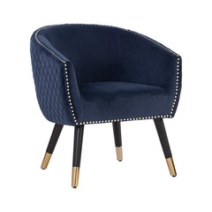 DENIZ Lounge Chair - Navy
