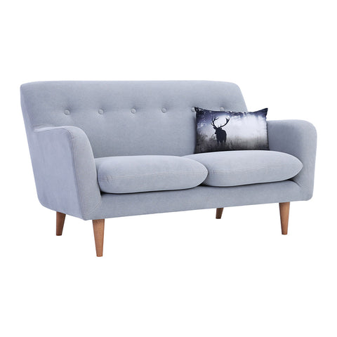 SPORTAGE Two Seater Sofa - Smoke Colour