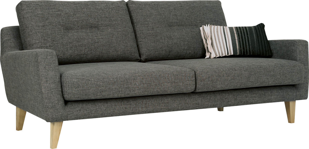 MALIBU 3 Seater Sofa - Seal