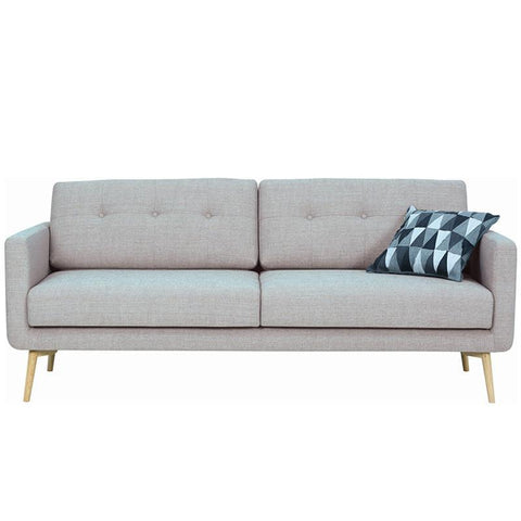 Stream 3 Seater Sofa - Timberwolf - Royaal Range
