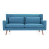 SAFARI Three Seater Sofa - Parsley Colour