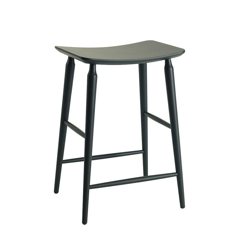 Hester Counter Stool  - Charcoal