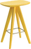 Petite Counter Stool  Yellow