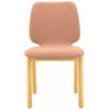 Missie Dining Chair - Oak + Burnt Umber