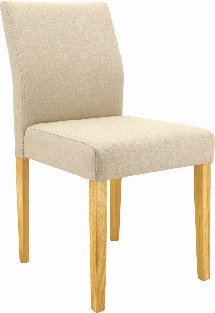 Ladee Dining Chair Natural and Sand