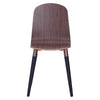 VESTA Dining Chair - Walnut