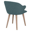 CEYLA Dining Chair - Marble Blue