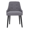 Caitlin Dining Chair - Dim Grey