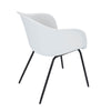 COLLEEN Dining Chair - White