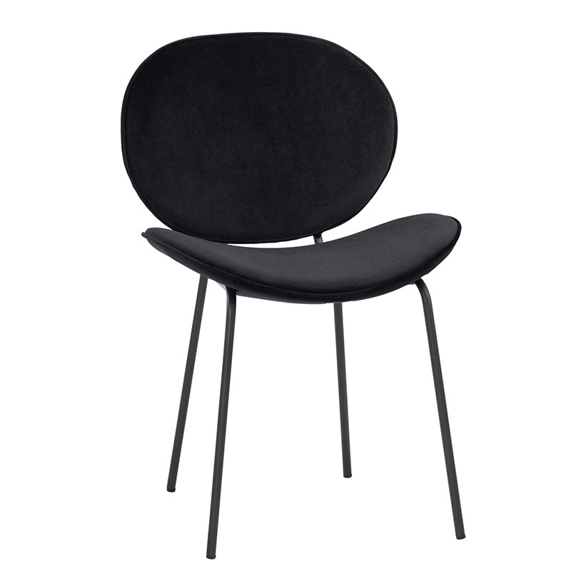 ORMER Dining Chair - Black