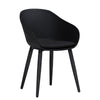UNITY Arm Chair - Dark Grey & Black