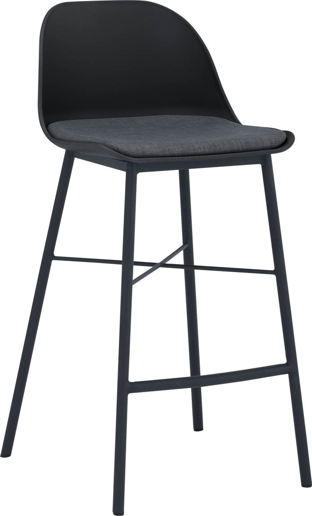 LAXMI Counter Stool - Black