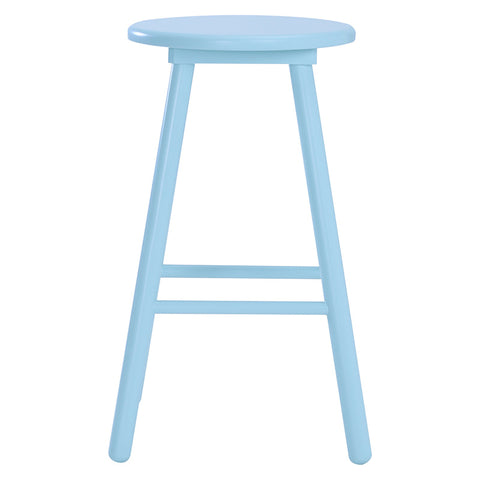 OLINA Bar Stool - Light Blue