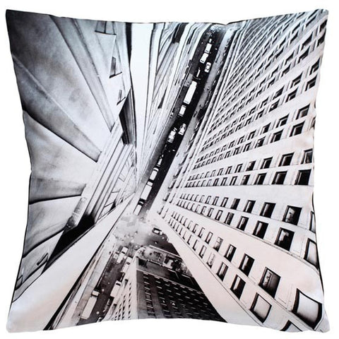 Vertical City Cushion