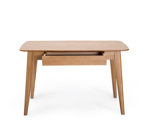 JAREL Study Desk 120cm -  Natural