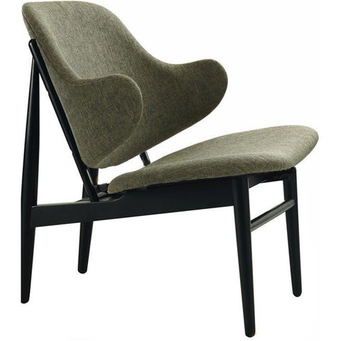 Veronic Lounge Chair in Forrest