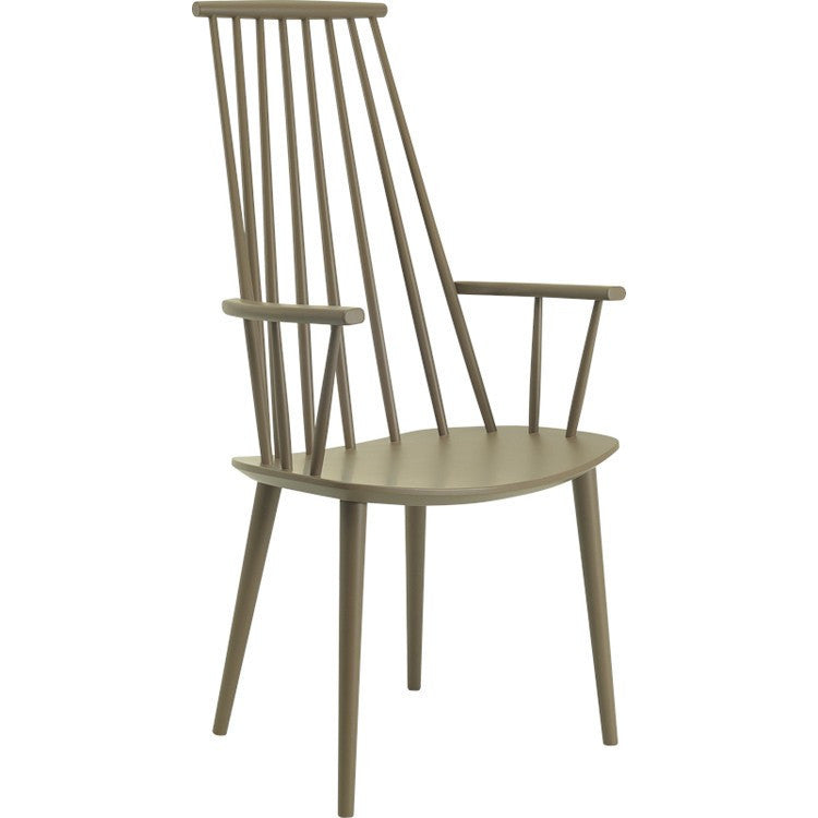 FROST Dining Chair in Dust Brown