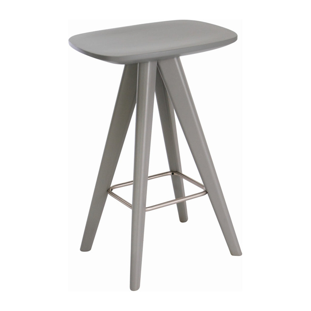 Petite Counter Stool Grey