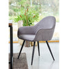 MINTO Arm Chair -  Grey