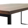 RIVOLI Dining Table 1.8M - Smoked Oak