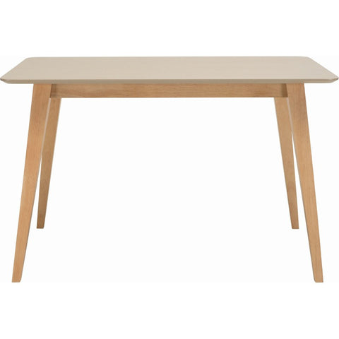 Platon Dining Table In Taupe Grey - 1.2M