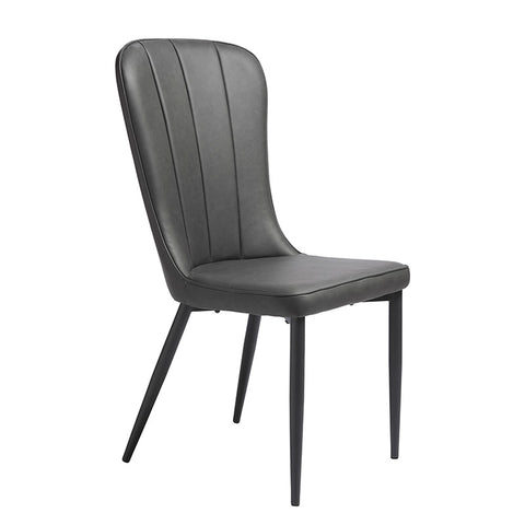 HUDSON Dining Chair - Dark Grey