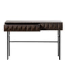 LATINA Console Table 116.5cm - Dark Brown