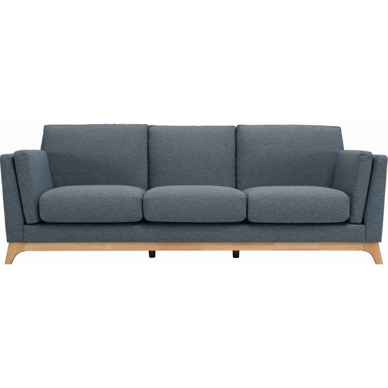 FINN 3 Seater Sofa In Whale