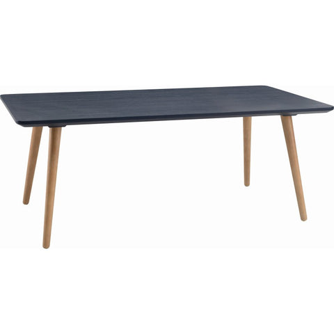 Carsyn Rectangular Coffee Table In Marine Blue