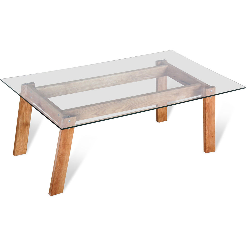Timber Gloss Coffee Table