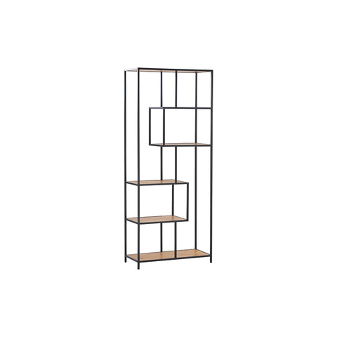 RUTHIN Bookcase - Black & Natural