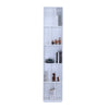 TRISTAN Shelf Unit Tall  - White