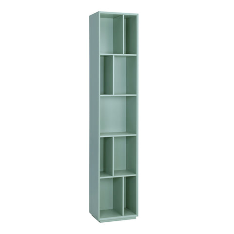 TRISTAN Shelf Unit Tall  - Green