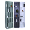 TRISTAN Shelf Unit High  - Gunmetal Grey