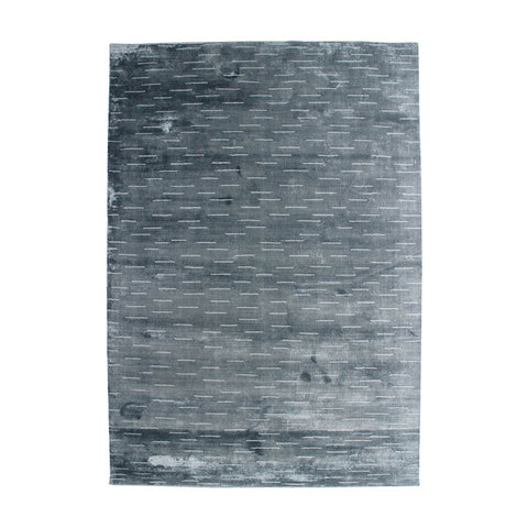ALAND Rug 2.4m x 1.7m - Blue Colour