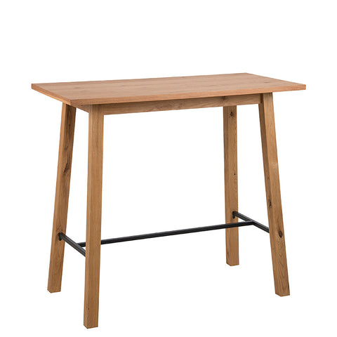 TAINA Bar Table 117cm - Wild Oak