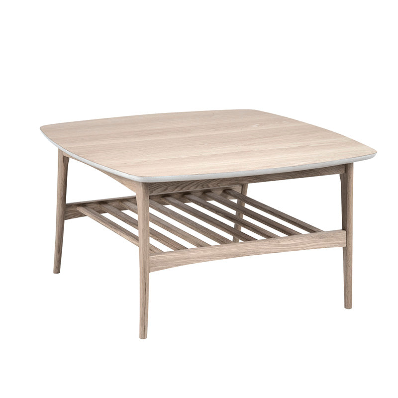 VIVEKA Coffee Table 80cm - Natural