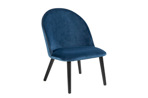 JORIAN Lounge Chair - Blue