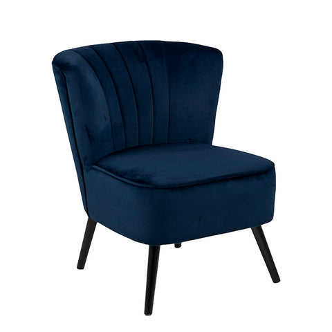 LARK Lounge Chair - Blue